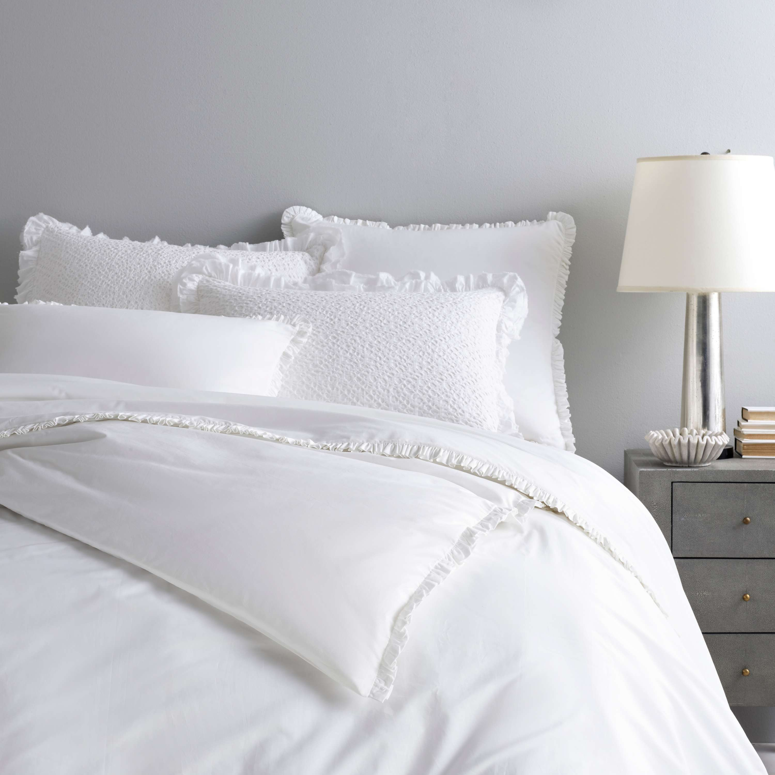 Beducation 101 10 Ways To Keep Your White Bedding White