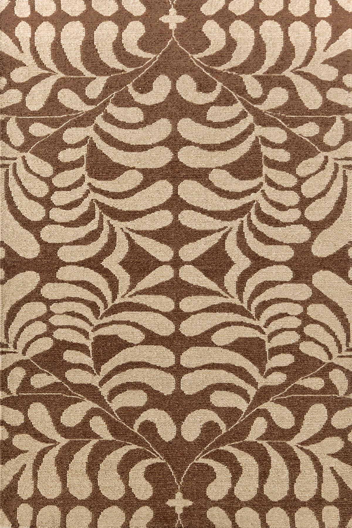 Abizia Soumak Wool Woven Rug