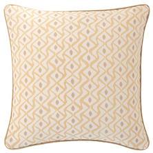 Albero Linen Semolina Decorative Pillow