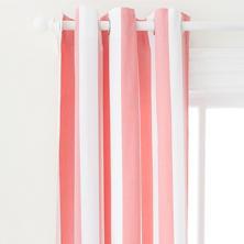 Alex Coral Window Panel
