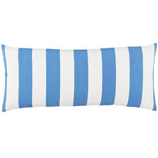 Alex French Blue Decorative Pillow