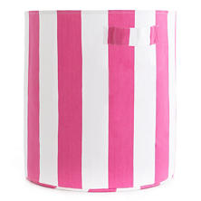 Alex Fuchsia Round Storage Hamper