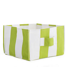 Alex Green Square Storage Bin