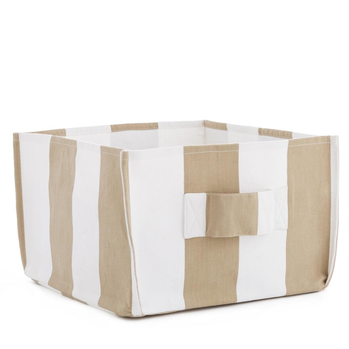 Alex Linen Square Storage Bin