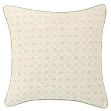 Aria Linen Pearl Blue Decorative Pillow