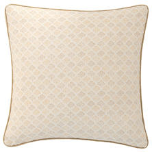 Aria Linen Semolina Decorative Pillow