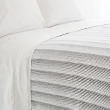 Avery Shale Cotton Blanket