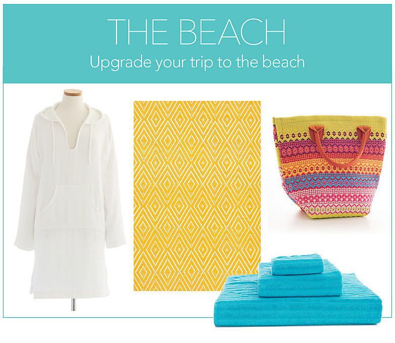 Summer Must-Haves For Your Vacation Destination | Annie Selke's Fresh American Style
