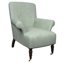 Greylock Light Blue Barrington Chair