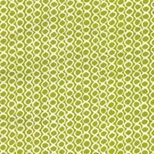 Beads Dark Green Fabric