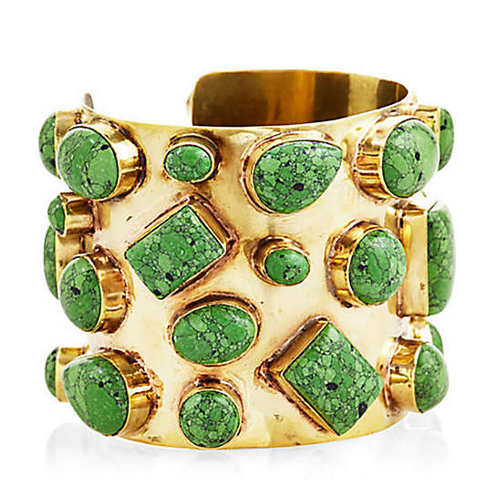 Bendall Green Turquoise Cuff