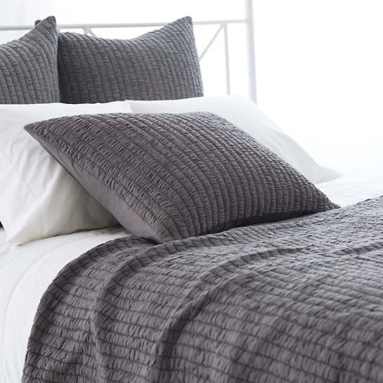 Berlin Shale Quilted Sham
