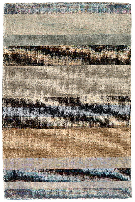 Birchwood Stripe Hand Knotted Rug Dash Amp Albert