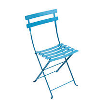 Turquoise Bistro Folding Chair