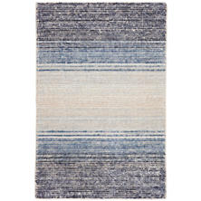Blue Moon Wool/Viscose Woven Rug