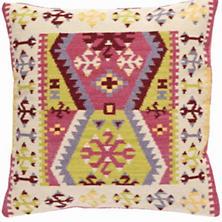 Bohemian Wool Woven Pillow