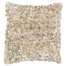 Bolly Ivory Decorative Pillow
