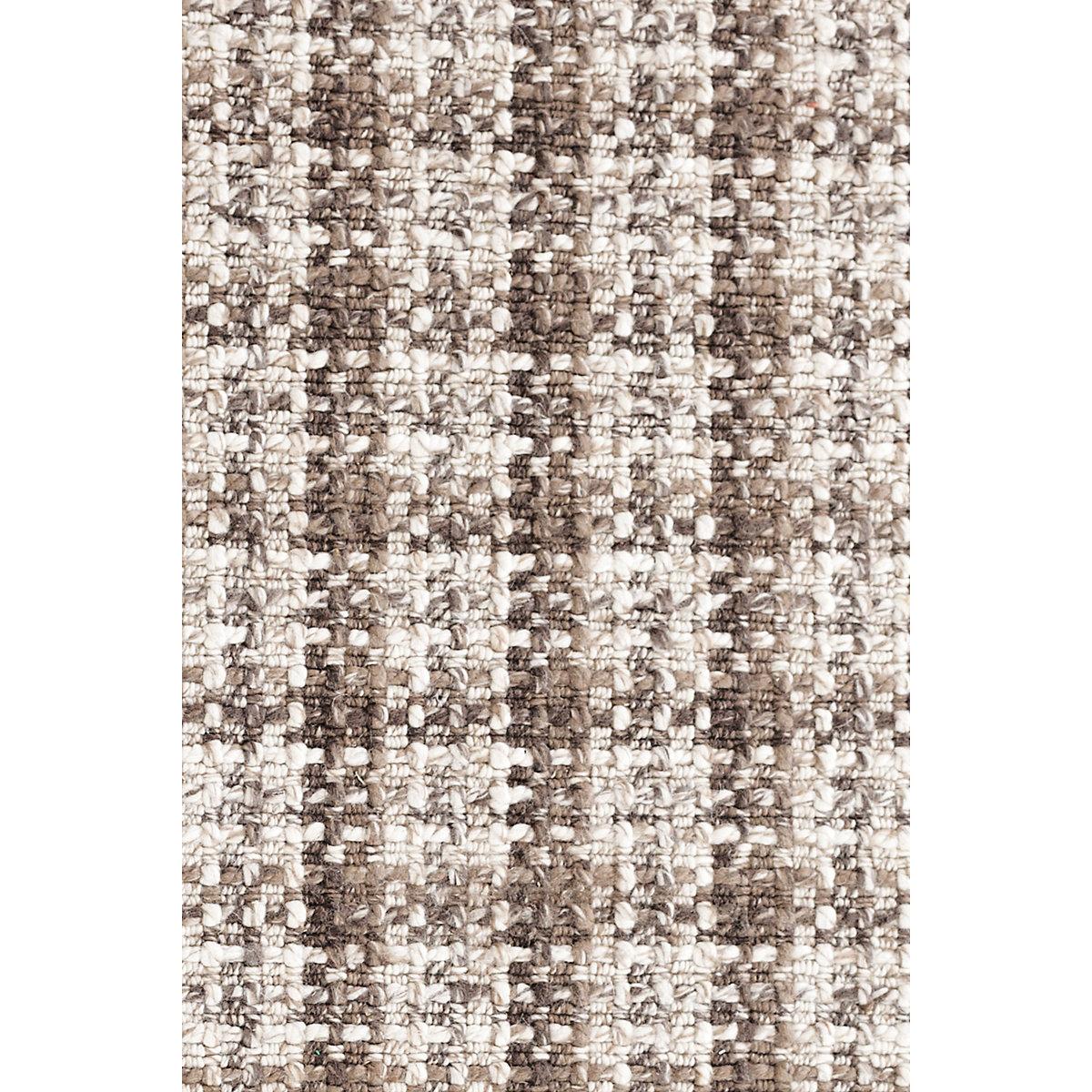 Boucle Wool Woven Rug