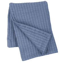 Boyfriend Storm Blue Throw