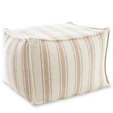 Cambridge Grey Indoor/Outdoor Pouf