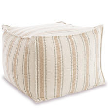 Cambridge Ocean Indoor/Outdoor Pouf