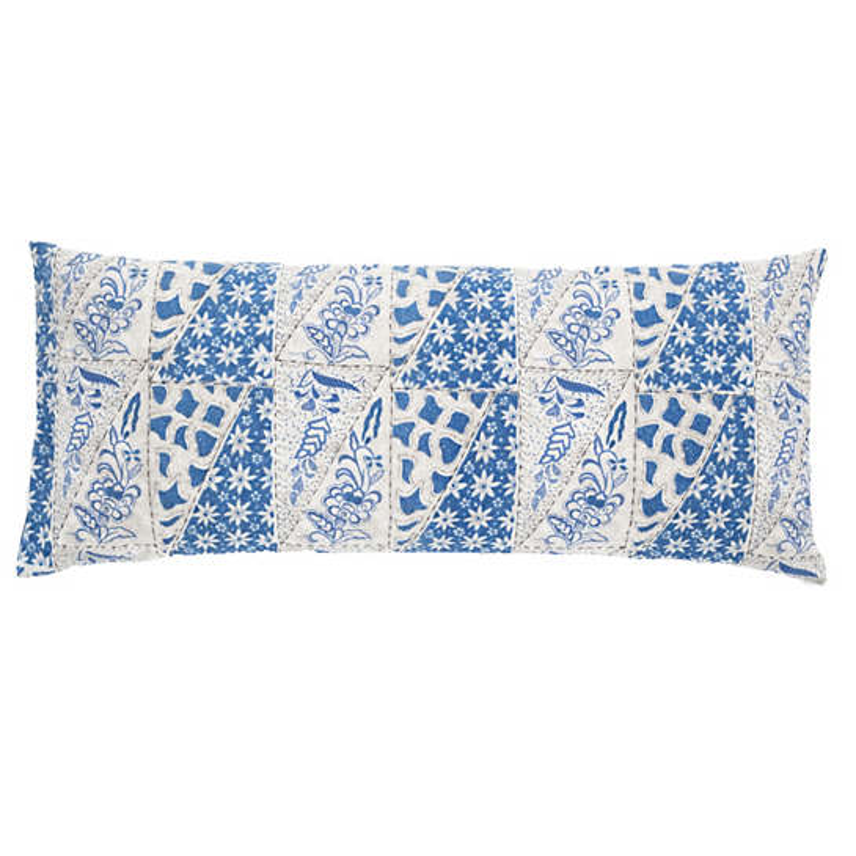 Cana Blue Decorative Pillow