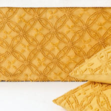 Candlewick Curry Bed Skirt