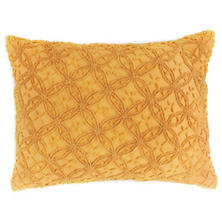 Candlewick Curry Continental Pillow