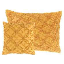 Candlewick Curry Decorative Pillows