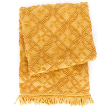 Candlewick Curry Throw