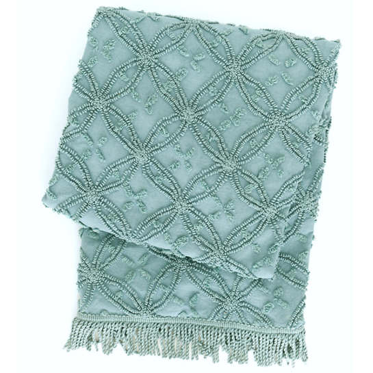 Candlewick Mineral Throw