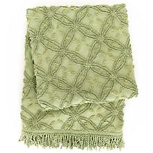 Candlewick Rosemary Throw