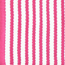 Candy Stripe Fuchsia Placemats/ set of 4