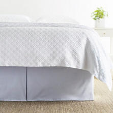 Carina Delphinium Bed Skirt
