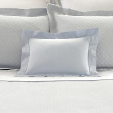 Carina Delphinium Decorative Pillow