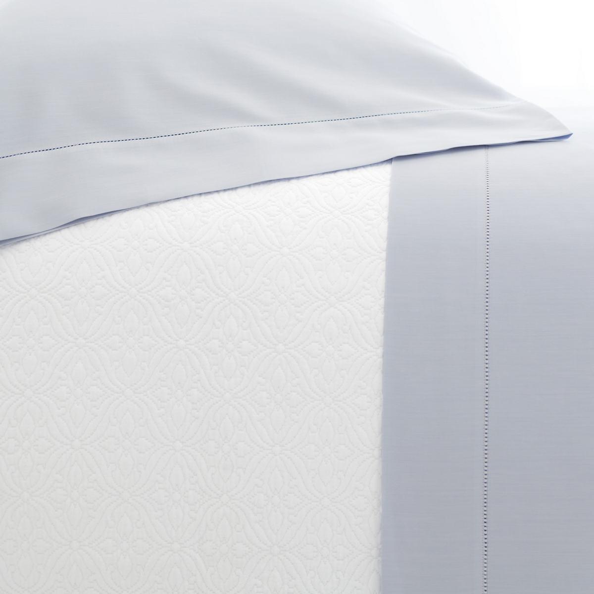 Carina Delphinium Pillowcases