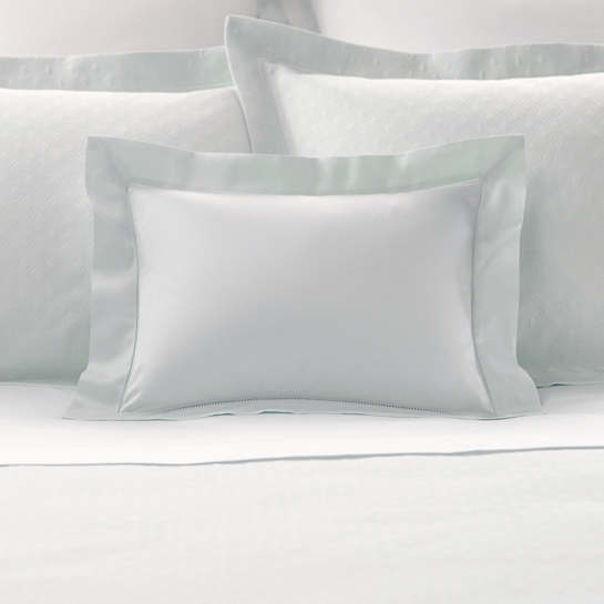 Carina Pearl Blue Decorative Pillow