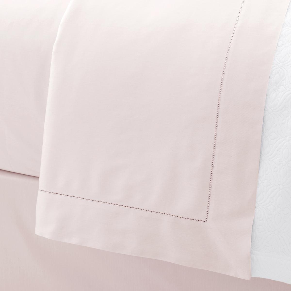 Carina Rose Quartz Fitted Sheet