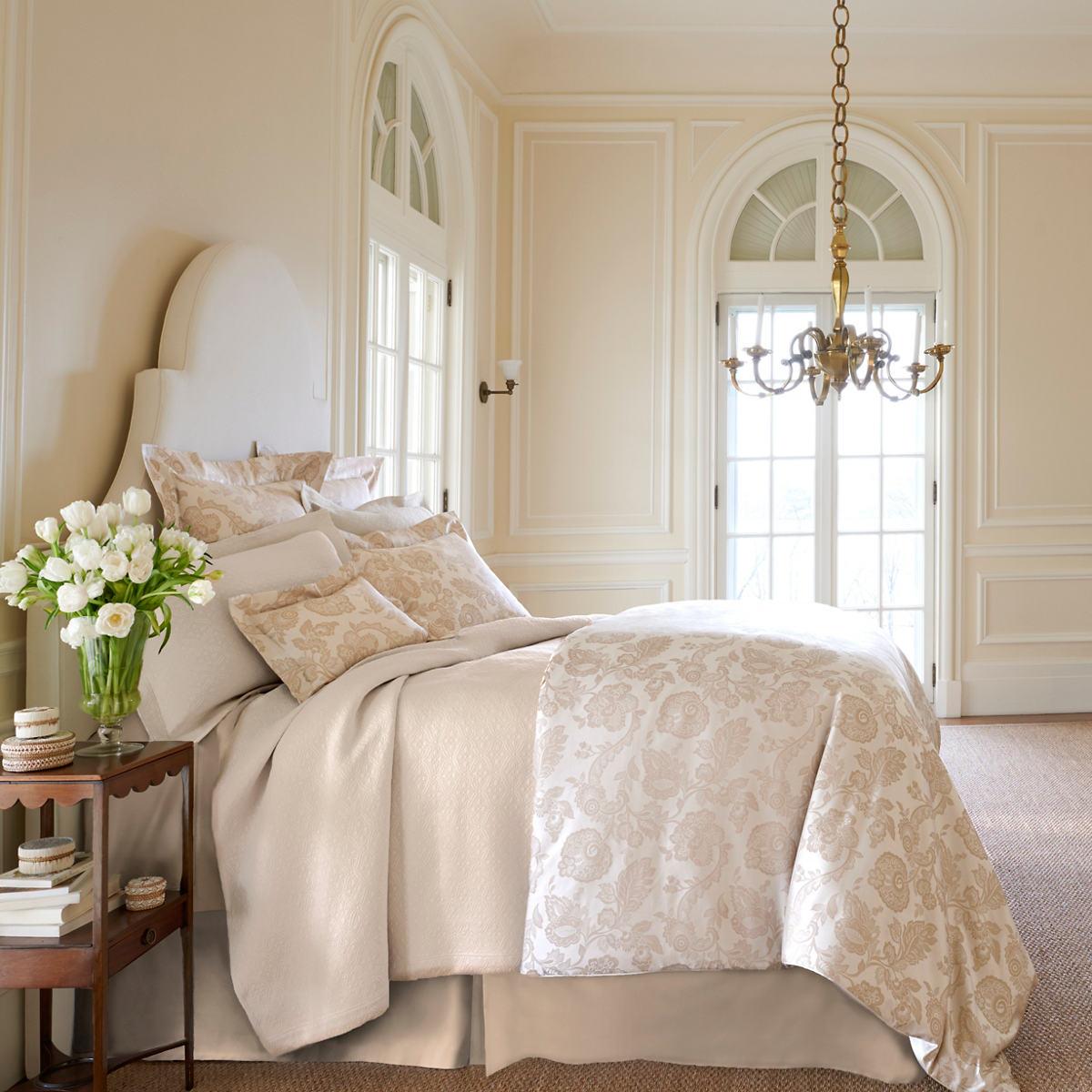 Carina Sandstone Bedskirt