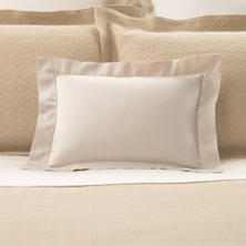 Carina Semolina Decorative Pillow