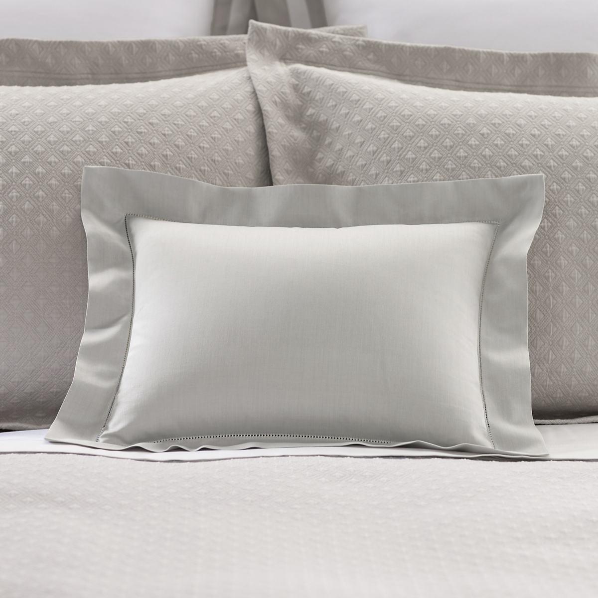 Carina Zinc Decorative Pillow