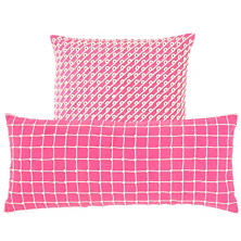 Chadna Fuchsia Decorative Pillow