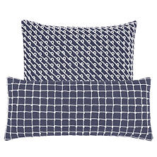 Chadna Indigo Decorative Pillow