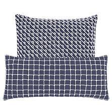 Chadna Indigo Decorative Pillow