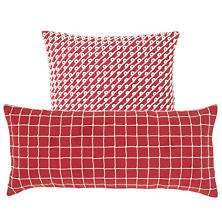Chadna Red Decorative Pillow