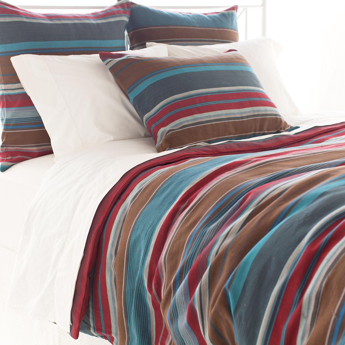 Chalet Stripe Duvet Cover