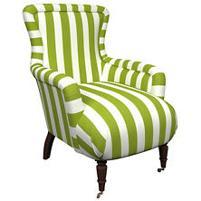 Alex Green Charleston Chair
