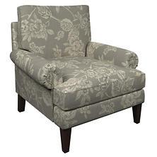 Charlotte Linen Easton Chair