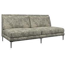 Charlotte Linen Portola Sofa