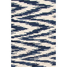 Chekat Ink Micro Hooked Rug